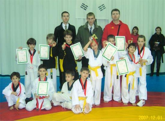 Tiraspol WTF 2007